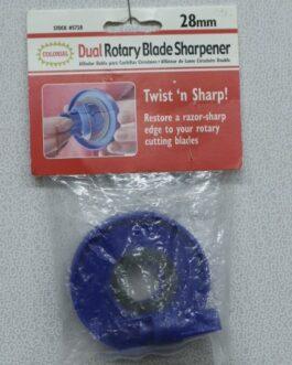 Rotary Blade Sharpener 28mm