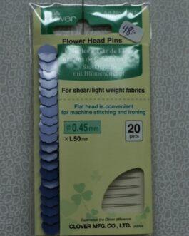 Flowerhead Pins