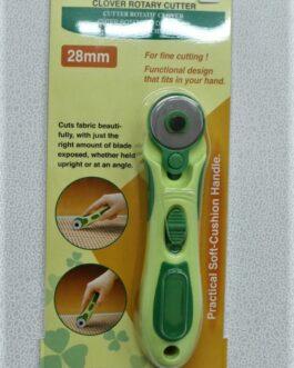 Clover Rotary Cutter 28 mm