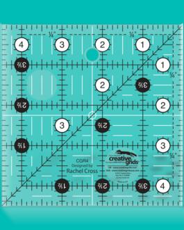 "Creative Grids 4½"" x 4½"""