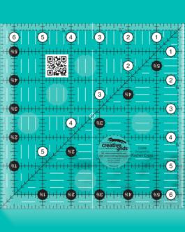"Creative Grids Turn-a-round Kvadrat 6½"" x 6½"""