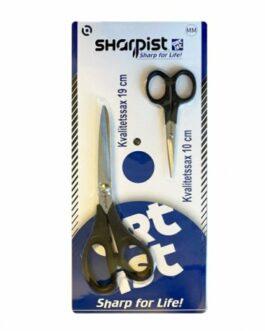 Sharpist Kvalitetssax 2-pack