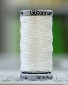 Gütermann 111 Vit Polyester