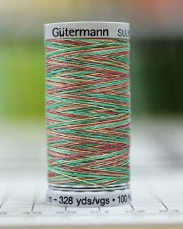 Gütermann Sulky 4041 melerad Cotton 30