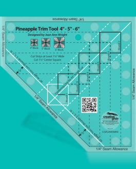 Creative Grids Pineapple Trim Tool Mini