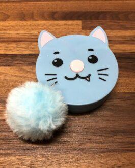Gulligt måttband Katt i inch och cm