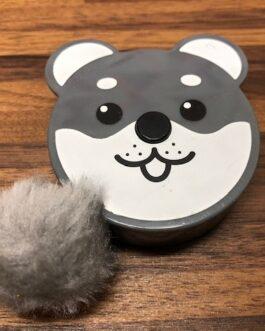 Gulligt måttband Tvättbjörn i inch och cm
