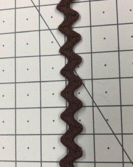 Zig zag band 0.6 cm