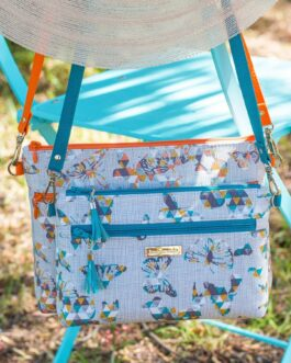 Denver Double Zip Bag