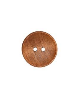 Träknappar Körsbär 30 mm